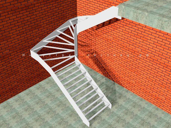 Каркас лестницы на Тетиве для дома на второй этаж , по всем нормам и правилам изготовления строго по ГОСт. Заказать лестницу на Тетиве в Москве и области на сайте либо по телефону +7 (985) 517-77-07